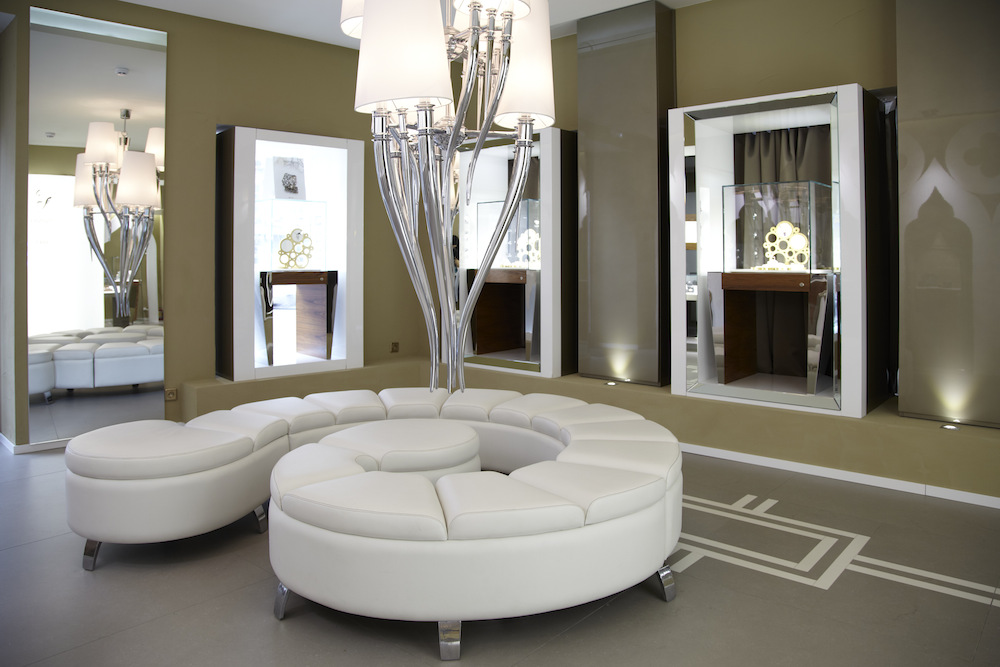 design divano chiocciola