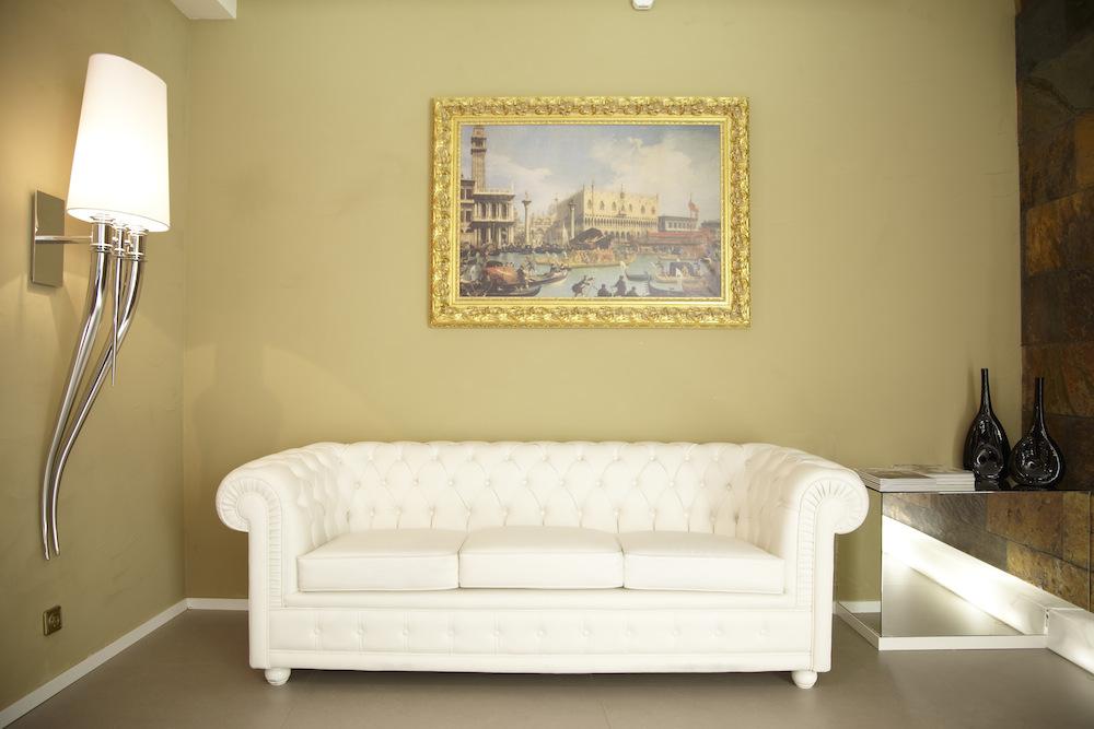 divano arredamento classico