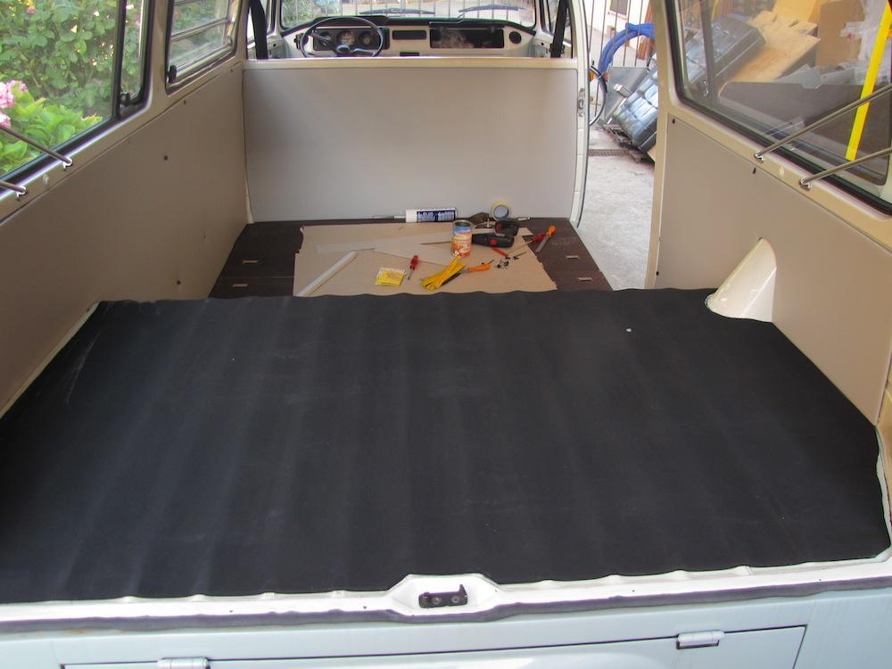 volkswagen lavori in corso
