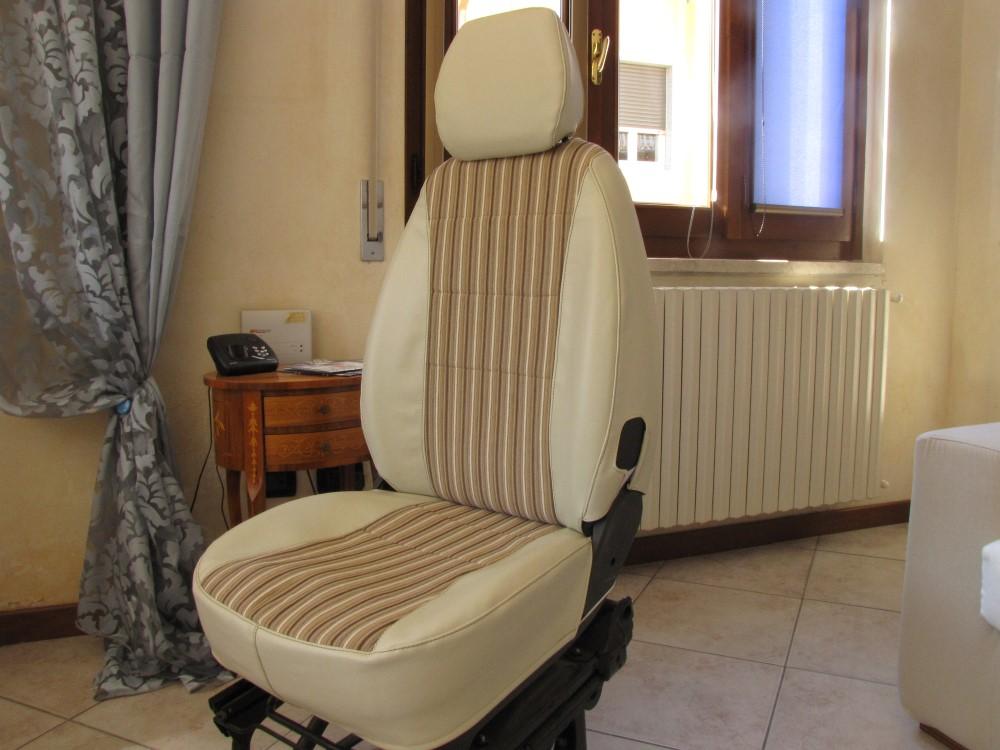 fodera sedile Fiat Ducato